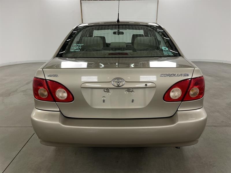 toyota Corolla 2007 - 5