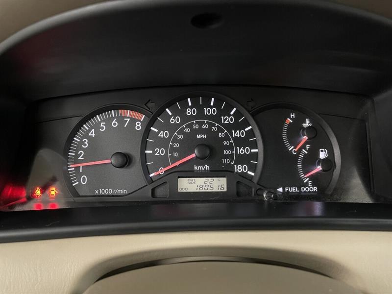 toyota Corolla 2007 - 12