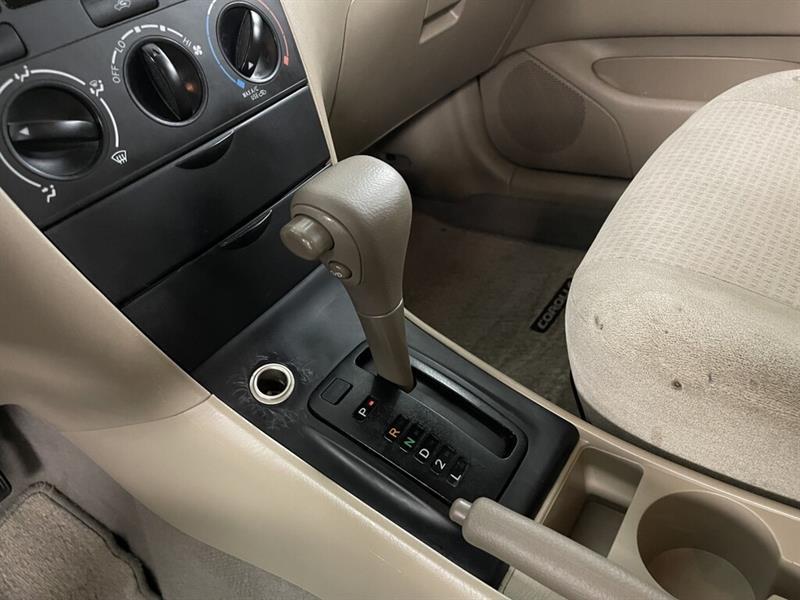toyota Corolla 2007 - 16