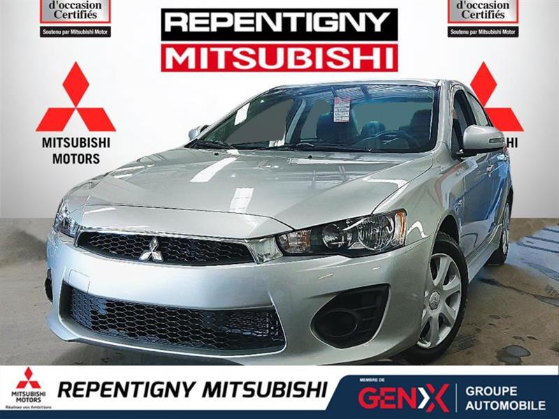 Mitsubishi Lancer 2017 ES