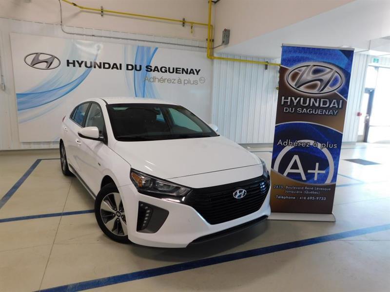 Hyundai IONIQ 2019 PREFERRED/PHEV/NAVIGATION/CLIM