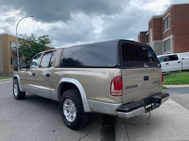 Dodge Dakota 6