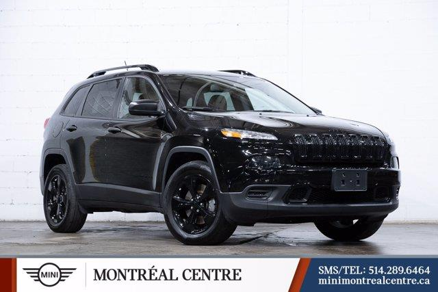 Jeep Cherokee 2017 2,4L Altitude 4WD Sport