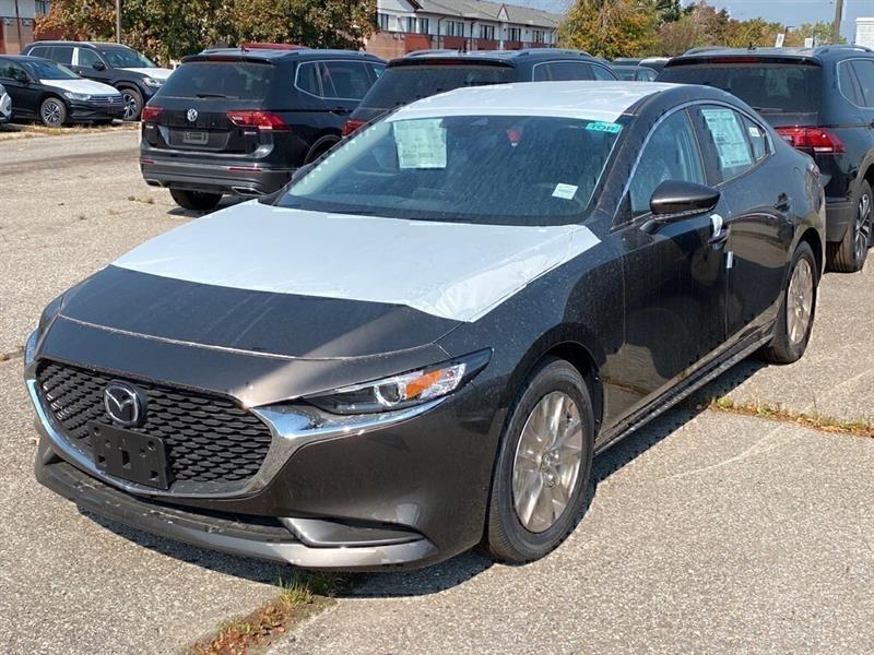 2021 Mazda 3