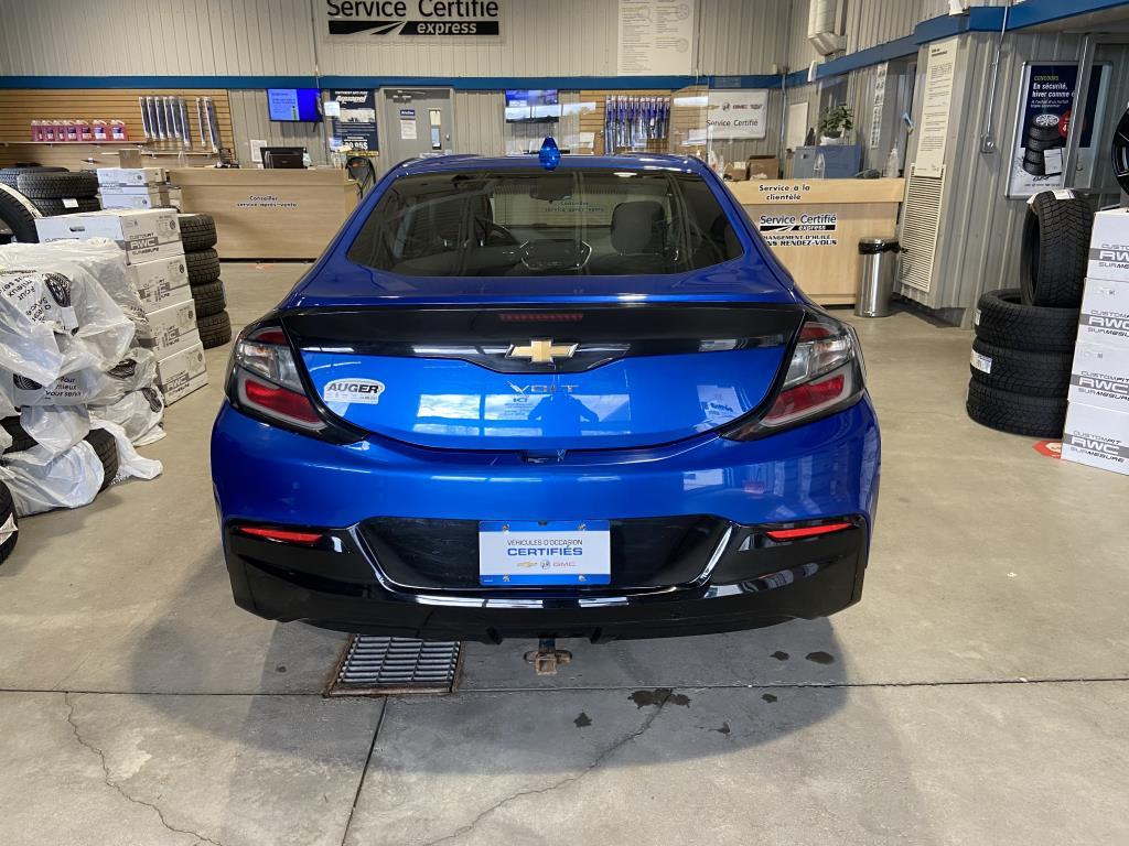 Chevrolet Volt 3