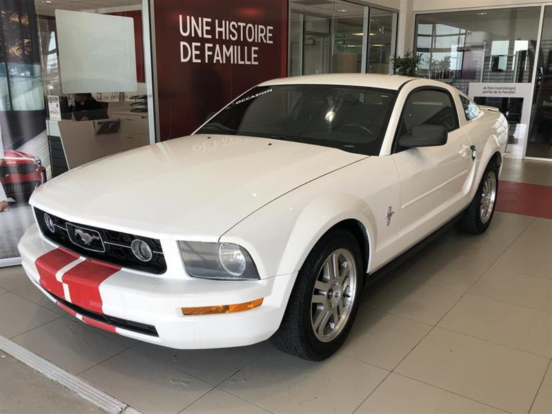 Ford Mustang 2007 Coupé 2 portes