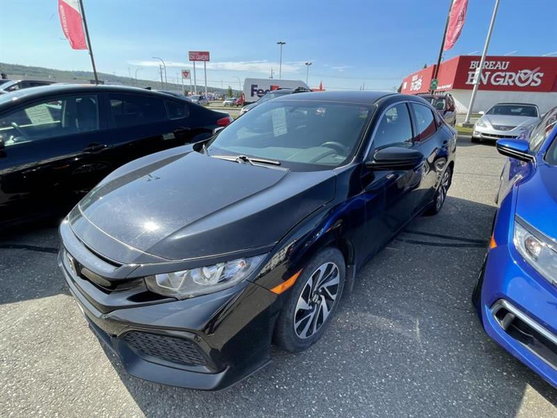 2017 Honda Civic LX CVT 5 portes