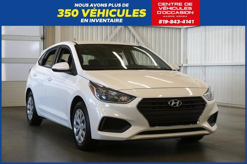 Hyundai Accent 2019 Essential, Hayon, manuelle