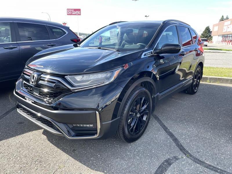 2020 Honda  CR-V Black Edition Traction Intégra