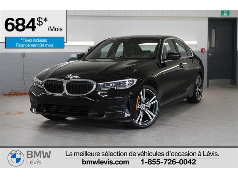 2019 BMW 330