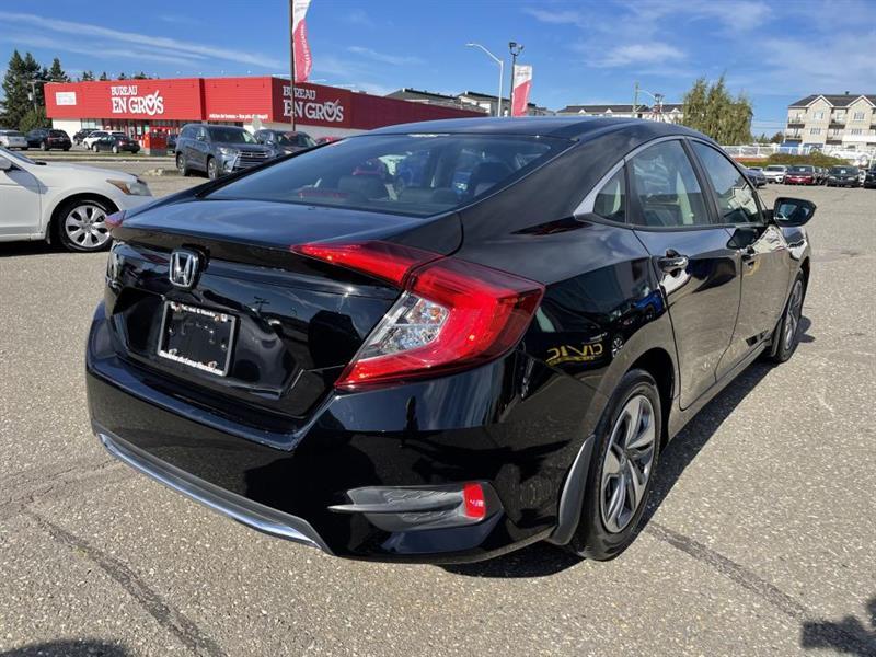 2019 Honda  Civic LX BM
