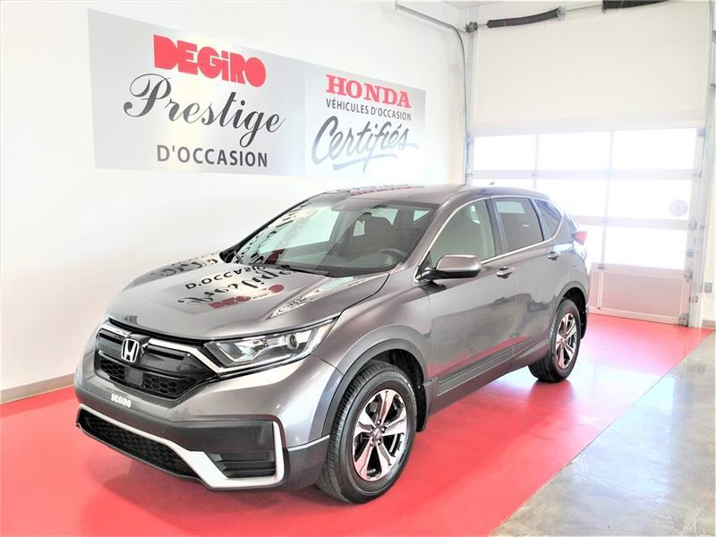 Honda CR-V 2020 LX AWD CERTIFIE HONDA!!