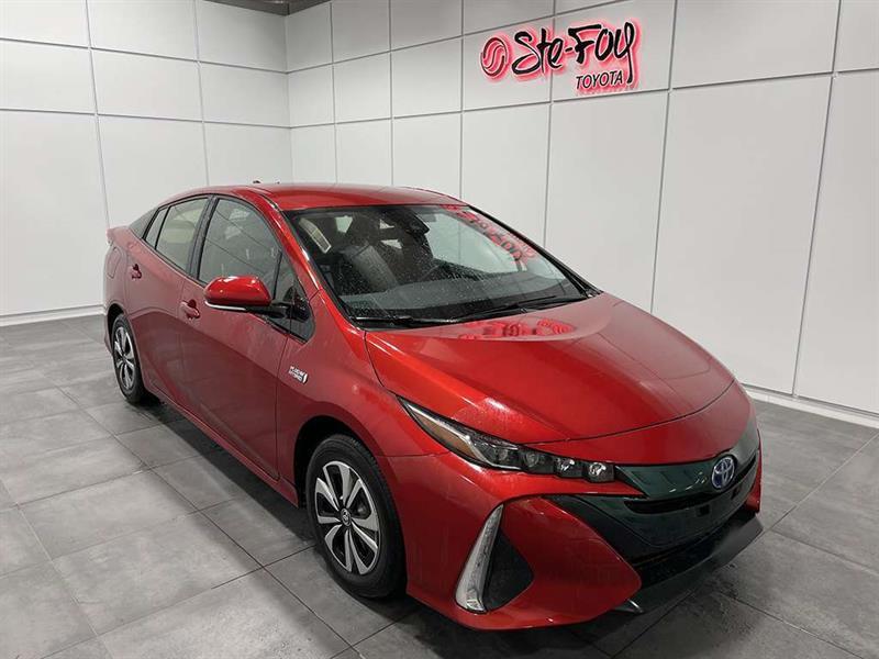 Toyota Prius Prime 2018 Base