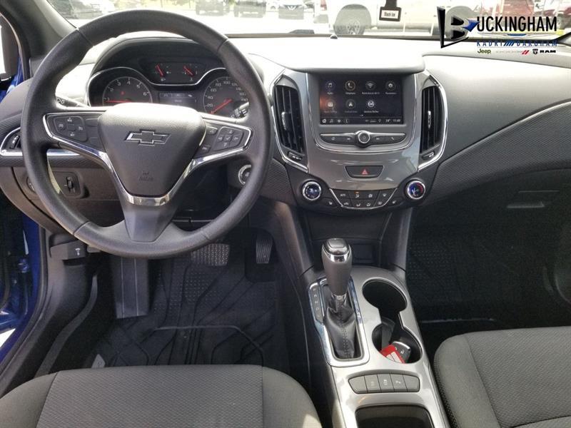 Chevrolet Cruze 11