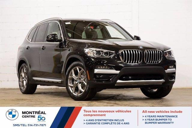BMW X3 2021 X3 xDrive30e
