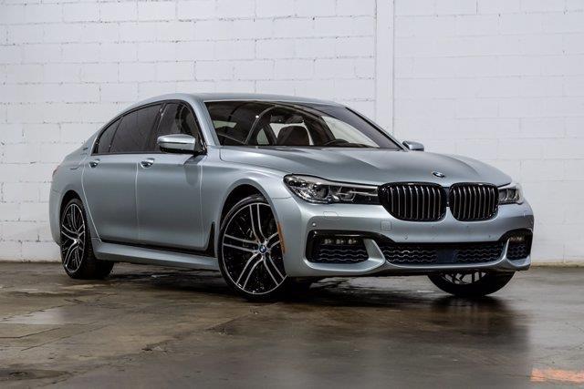 BMW Série 7 2018 740le xDrive, Groupe Ex?cutif