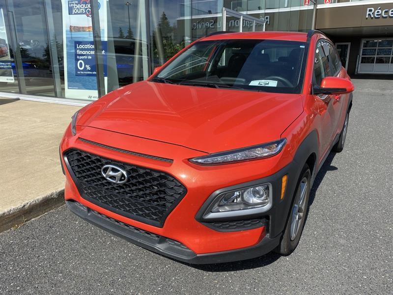 Hyundai Kona 2020 ESSENTIAL + SIEGES CHAUFFANT +