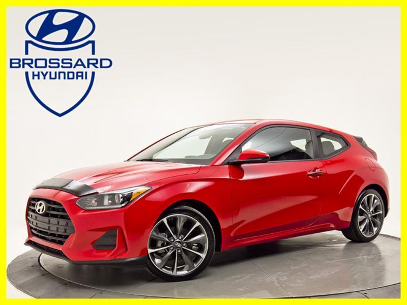 2020 Hyundai Veloster Preferred MAGS VOLANT CHAUFFAN