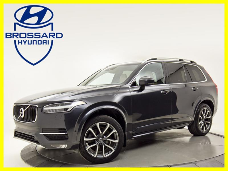 2018 Volvo XC90 T6 AWD Momentum 7 PLACES  GPS