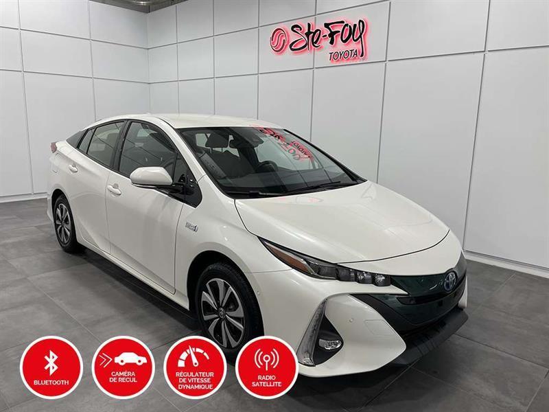 Toyota Prius Prime 2018 TECHNOLOGIE - SIÈGES CHAUFFANT