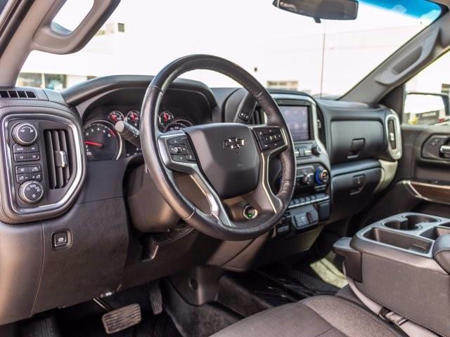 Chevrolet Silverado 1500 4