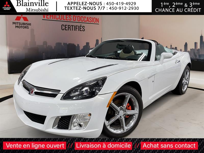 2008 Saturn Sky RED LINE + MAGS + CUIR + TURBO