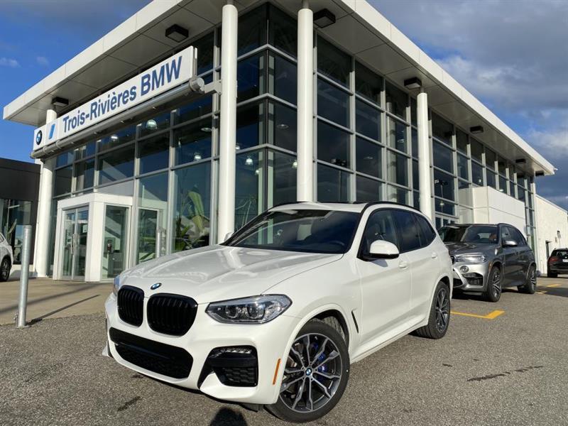 BMW X3 2021 Xdrive30i