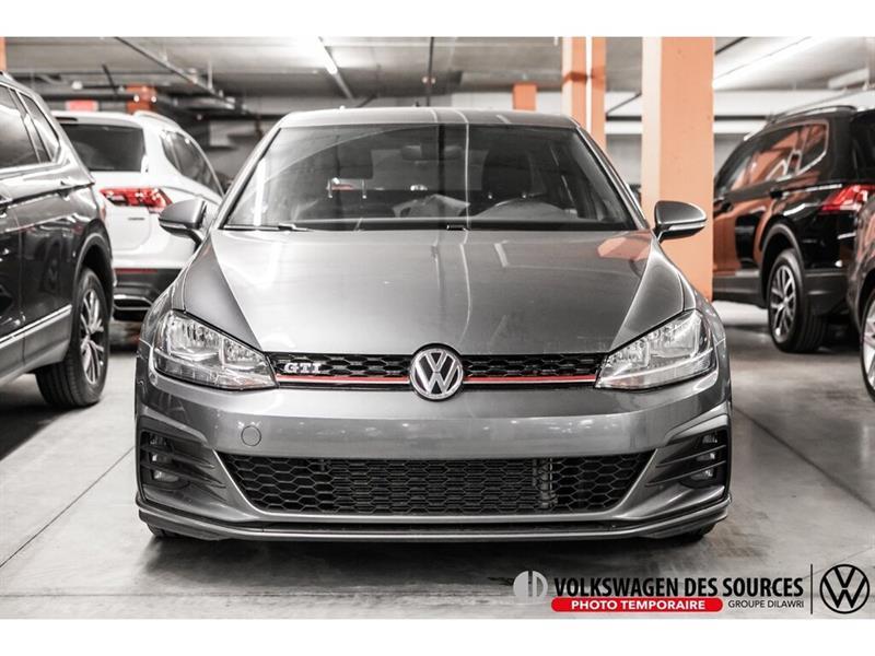 Volkswagen GTI 3