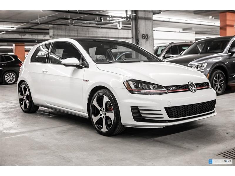 Volkswagen GTI 5