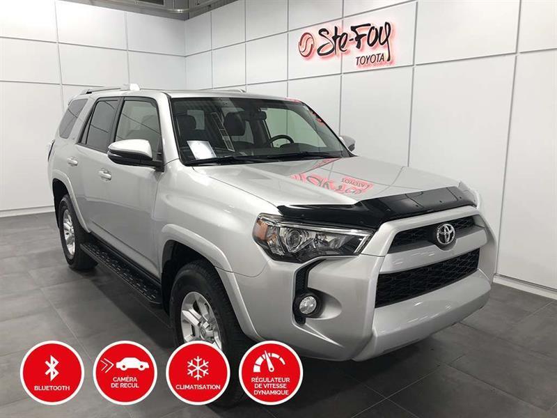 Toyota 4Runner 2018 SR5 - TOIT OUVRANT