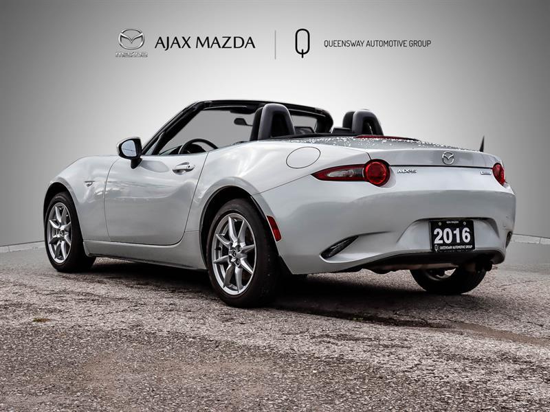 Mazda MX-5 5