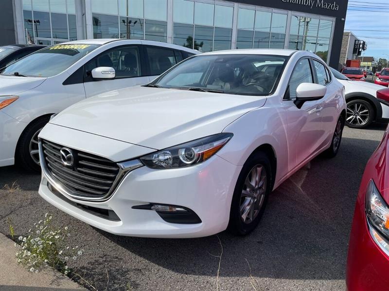 2018 Mazda  Mazda3 50IEME, CUIR, BOSE, SIEGES ET