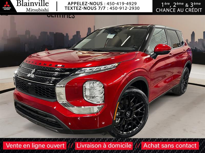 Mitsubishi Outlander 2022 SPECIAL EDITION + 7 PASSAGERS