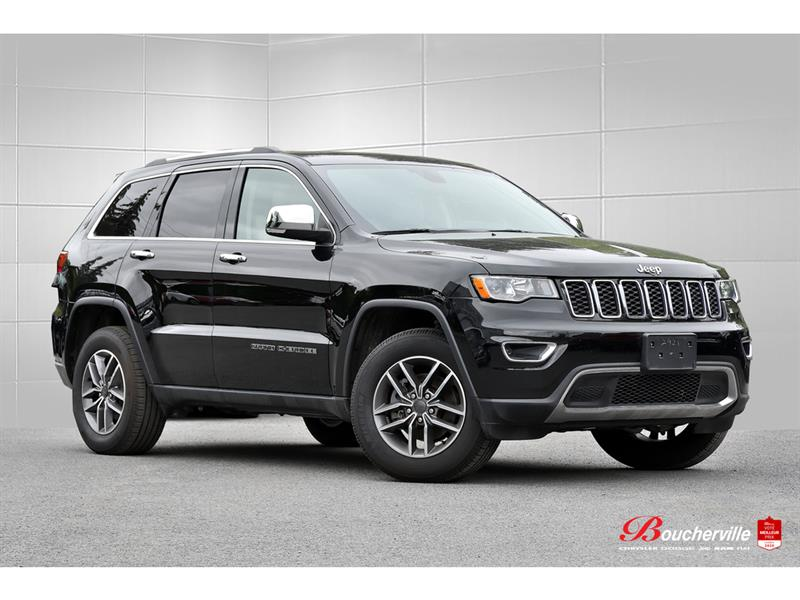 Jeep Grand Cherokee 2020 LIMITED * HITCH 6200LBS * VOLA