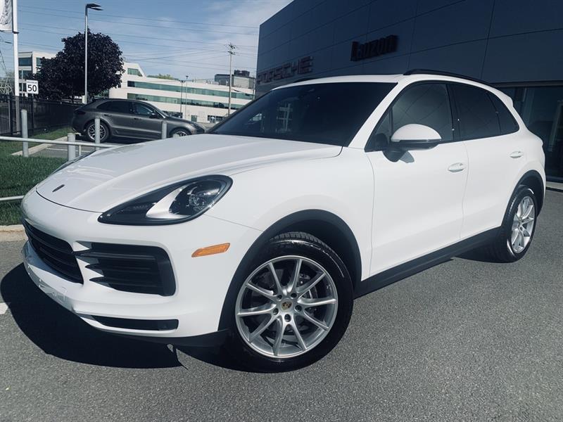 Porsche Cayenne 2020 Premium Package