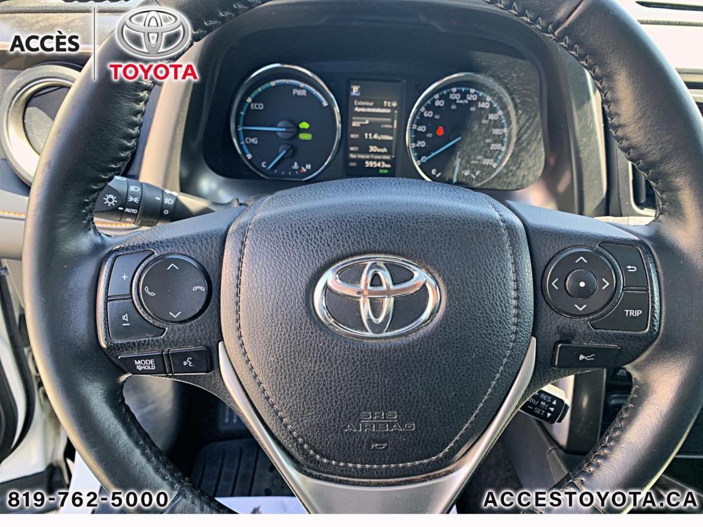 Toyota RAV4 Hybrid 12