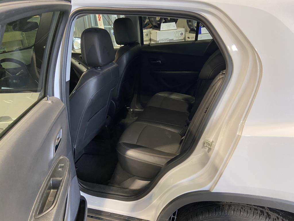 Chevrolet Trax 17
