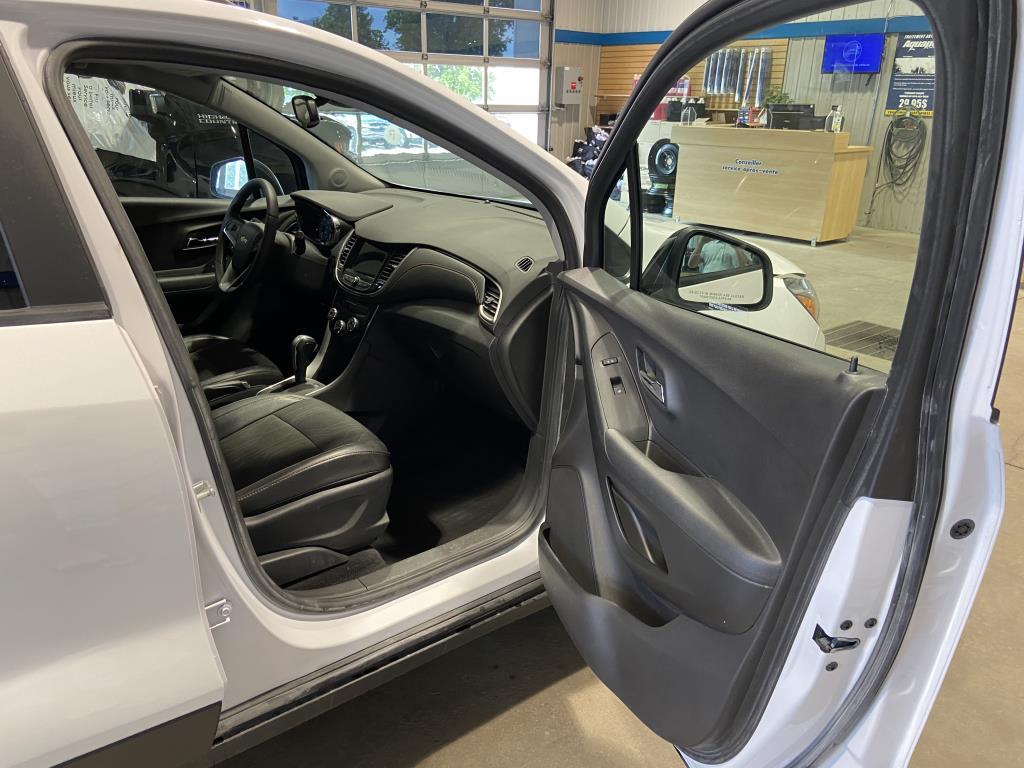 Chevrolet Trax 21