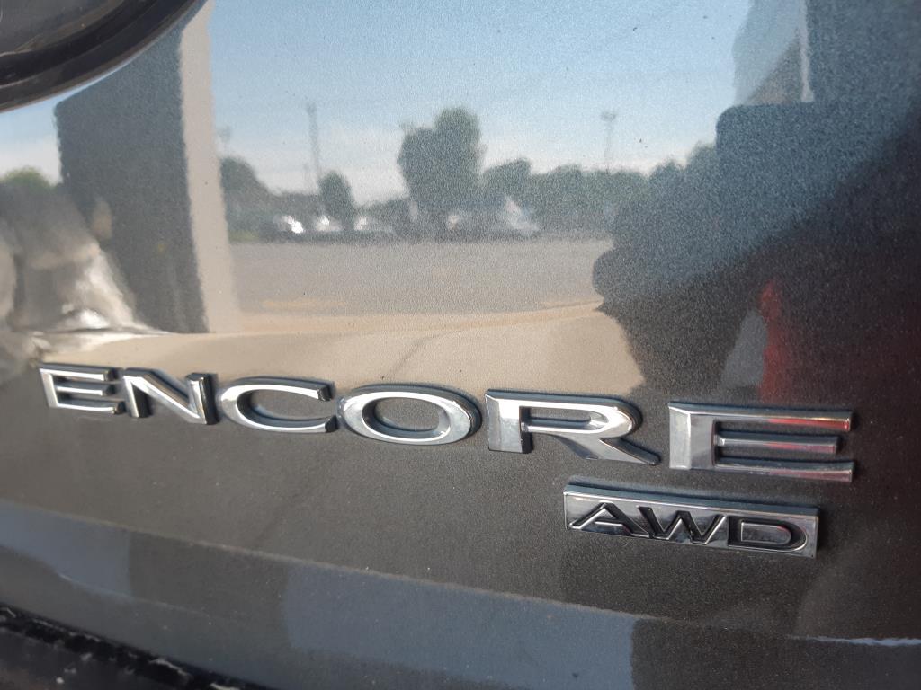 Buick Encore 4