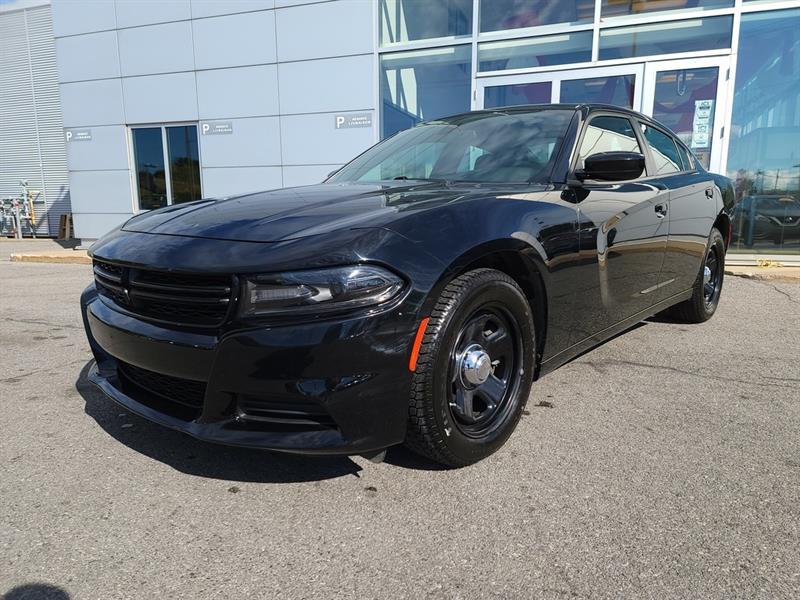 Dodge Charger 2019 ENFORCER POLICE + BLUETOOTH +
