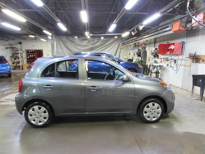 Nissan Micra 2017 SV MAIN LIBRE BAS KILOMÉTRAGE