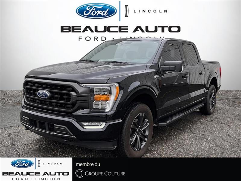 Ford F-150 2021 XLT + TOIT OUVRANT + 302A SPOR