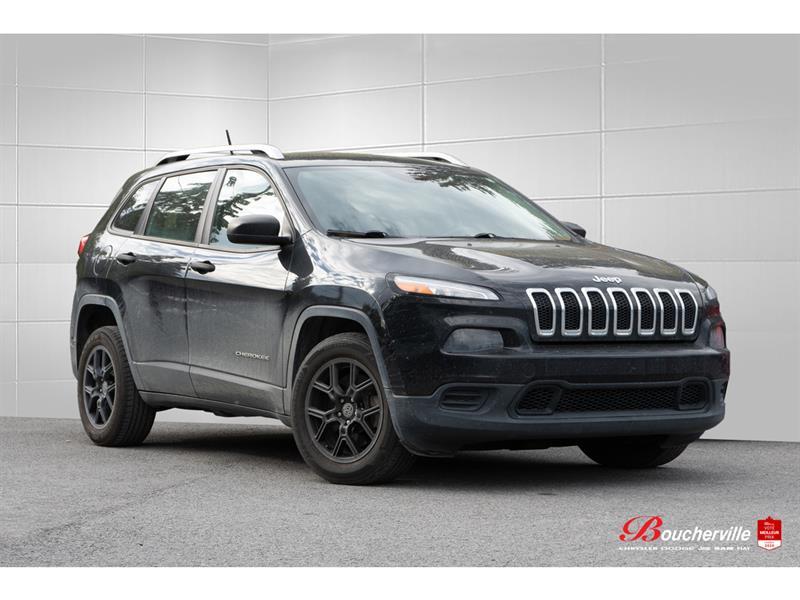Jeep Cherokee 2014 * SPORT * HITCH 4500LBS * SIÈG