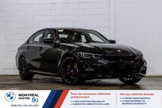 BMW Série 3 2022 xDrive, Premium, M Sport, Sens