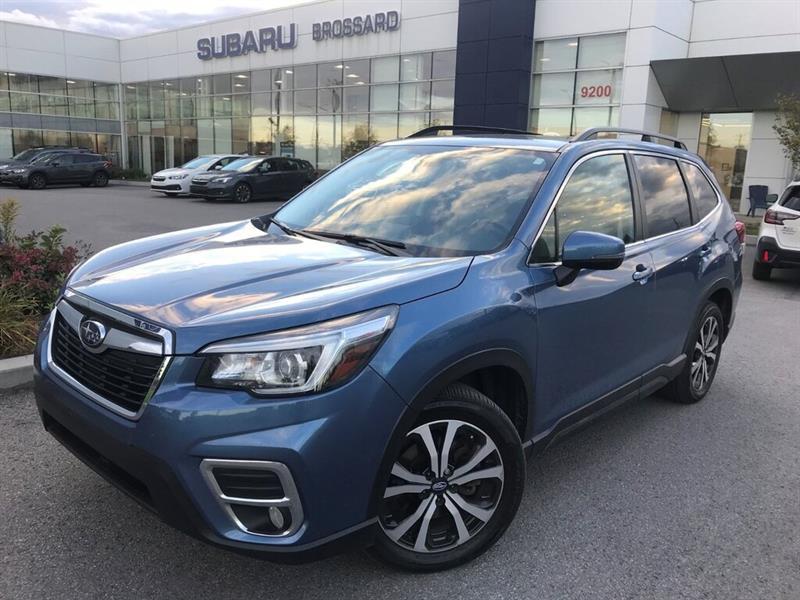 Subaru Forester 2019 Limited Tech Pkg * Eyesight *