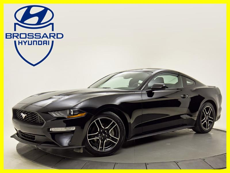 Ford Mustang 2019 ECOBOOST CLIM.DEUX ZONES CAMER