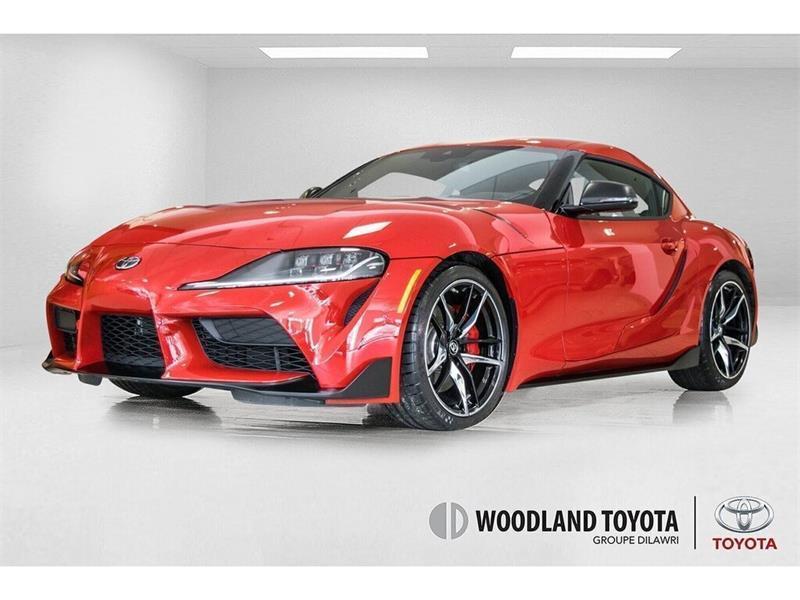 Toyota GR Supra WOW! * 2020 GR SUPRA 3.0L TURB 2020