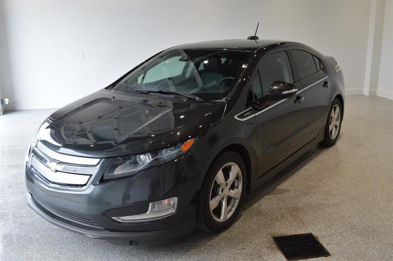 Chevrolet Volt 2015 Hayon 5 portes