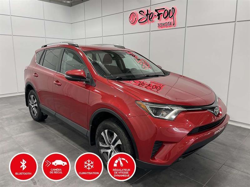 Toyota RAV4 2017 LE - FWD - SIÈGES CHAUFFANTS