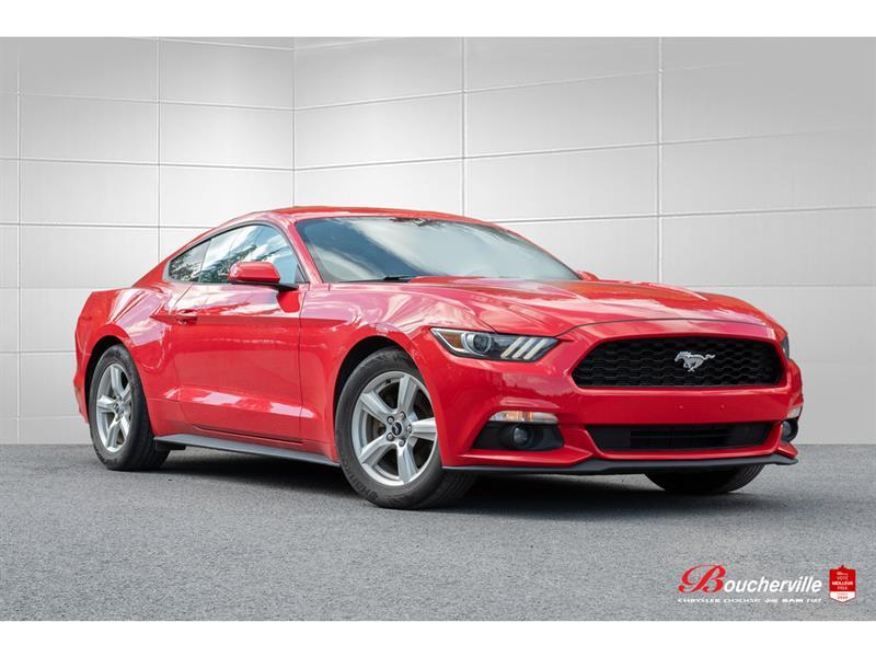 Ford Mustang 2017 V6 * AUTO * CAMERA * DEMARREUR